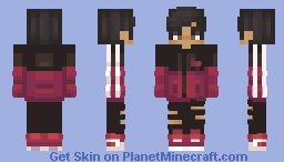 A_Forgotten_User Minecraft Skin