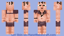 Dungeons and dragons; Guh!  (request) Minecraft Skin