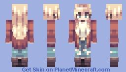 Ugh, names Minecraft Skin