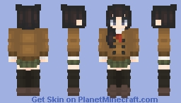 i'm just playing games Minecraft Skin