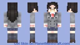 Shimoneta - Ayame Kajō Minecraft Skin