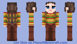 El mercado Mexicano Minecraft Skin