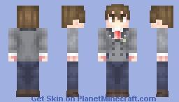 Shimoneta - Tanukichi Okuma Minecraft Skin
