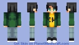 Percy Jackson Minecraft