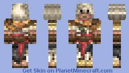 Assassins Creed Origins Hidden Ones DLC Bayek Minecraft