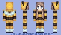 What's the buzz Minecraft Skin