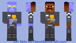 Broken People Minecraft