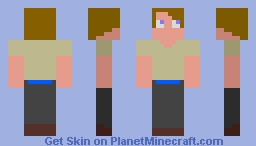 Cartoon ? Minecraft Skin