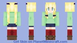 𝓼𝔀𝓮𝓮𝓽 𝓯𝓻𝓪𝓰𝓻𝓮𝓷𝓬𝓮 Minecraft Skin