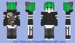ღ Soul ღ Lil' Melon Head Minecraft Skin