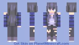 all i need is a comeback season Minecraft Skin