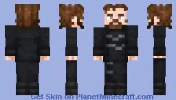 Fawkescraft; Dragomir Despard (Ronald Weasley) Minecraft Skin