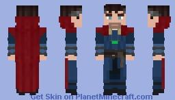 Avengers Infinity War - Doctor Strange Minecraft