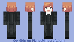 Lawyer (Male vers. too) Minecraft Skin
