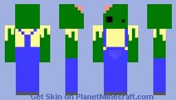 Zombo Minecraft Skin