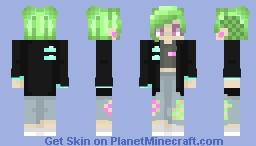 ネオン Minecraft Skin