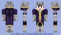 Nanatsu no Taizai I Seven Deadly Sins Estarossa Minecraft Skin