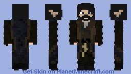 [Request] FalconByte ~ LOTC ~ Edgy elf Minecraft Skin