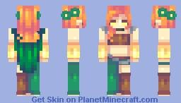 Forest Spirits // Comm Minecraft Skin