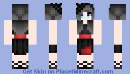 Helena My Chemical Romance Minecraft Skin