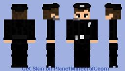 Star Wars | Imperial Shuttle Pilot Minecraft Skin