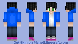 Mother's Day Special Minecraft Skin