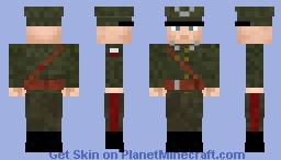 Karol Ryszkowski from Czas Honoru (Time of Honour) {Request} Minecraft