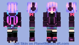• ꜱʏɴᴛʜ ꜱᴛʀɪᴅᴇʀ • Neon Lights ~ Fenneko Minecraft