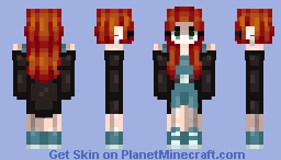Saturdays ~ PlantyBox Minecraft Skin