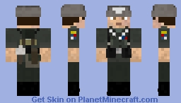 Russian Liberation Army Soldier Request from AviationWolf Minecraft