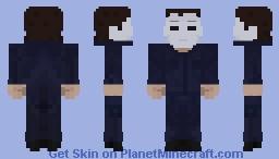 Michael Myers (The Original) Minecraft Skin