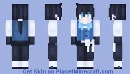 Non! I have returned! - Vanitas no Carte (Vanitas) Minecraft Skin
