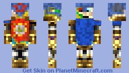 steampunk solider 2 Minecraft Skin