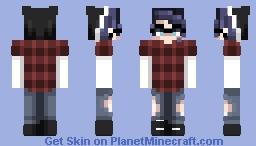 L o s i n g M y L o v e | ᔕ I Ꮎ ᑌ ᙭ Minecraft Skin