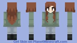 July Minecraft Skin