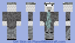 ColorlessPants93 Minecraft Skin