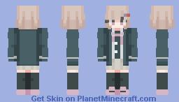 🎮Chiaki nanami - Danganronpa 2✨ - Goodbye despair! Minecraft