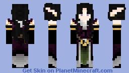 The Witch {LOTC} Minecraft Skin