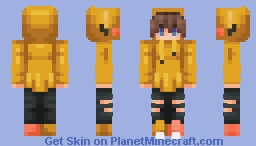 Mouse-Type Minecraft Skin