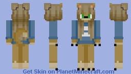 I was bored, so I made a weird skin. Minecraft Skin