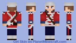 East India Company Trooper 1 Minecraft
