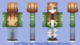 New Shading ?? ~ Catligraphy Minecraft Skin