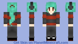❆𝓝𝓲𝓷𝓳𝓪𝓖𝓲𝓻𝓵2024❆ Chloe (Requested) Minecraft