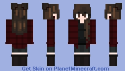 ~⋆ Crimson Minecraft Skin