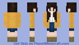 ~⋆April Ludgate - Parks and Recreation Minecraft Skin