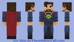 Doctor Strange - MCU Minecraft Skin