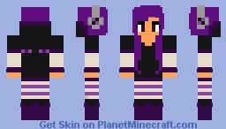Skin Request for Ender_Girl_MC Minecraft Skin