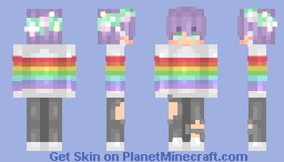 Some Random Gay Skin ~ 🐧 Minecraft