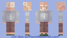 (Hide the Pain) Harold Minecraft Skin