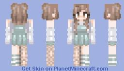 d( ・∀・)b Minecraft Skin